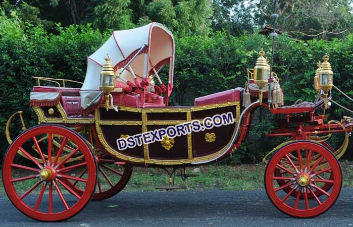 Horse Drawn Carriages Manufacturers