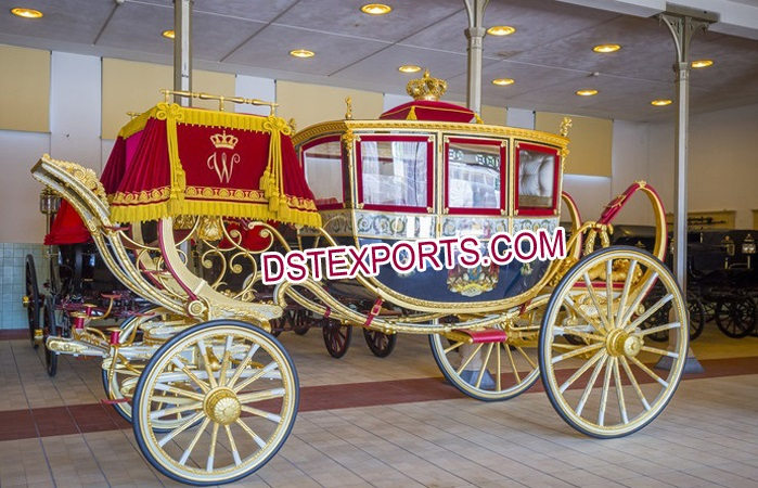 Royal King Horse Drawn Carriages Manufacturer