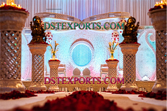 INDIAN WEDDING BUTTERFLY MANDAP SET
