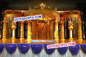 SOUTH INDIAN WEDDING MANDAPAM