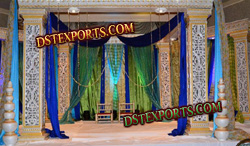 INDIAN WEDDING SQUARE MANDAP SET
